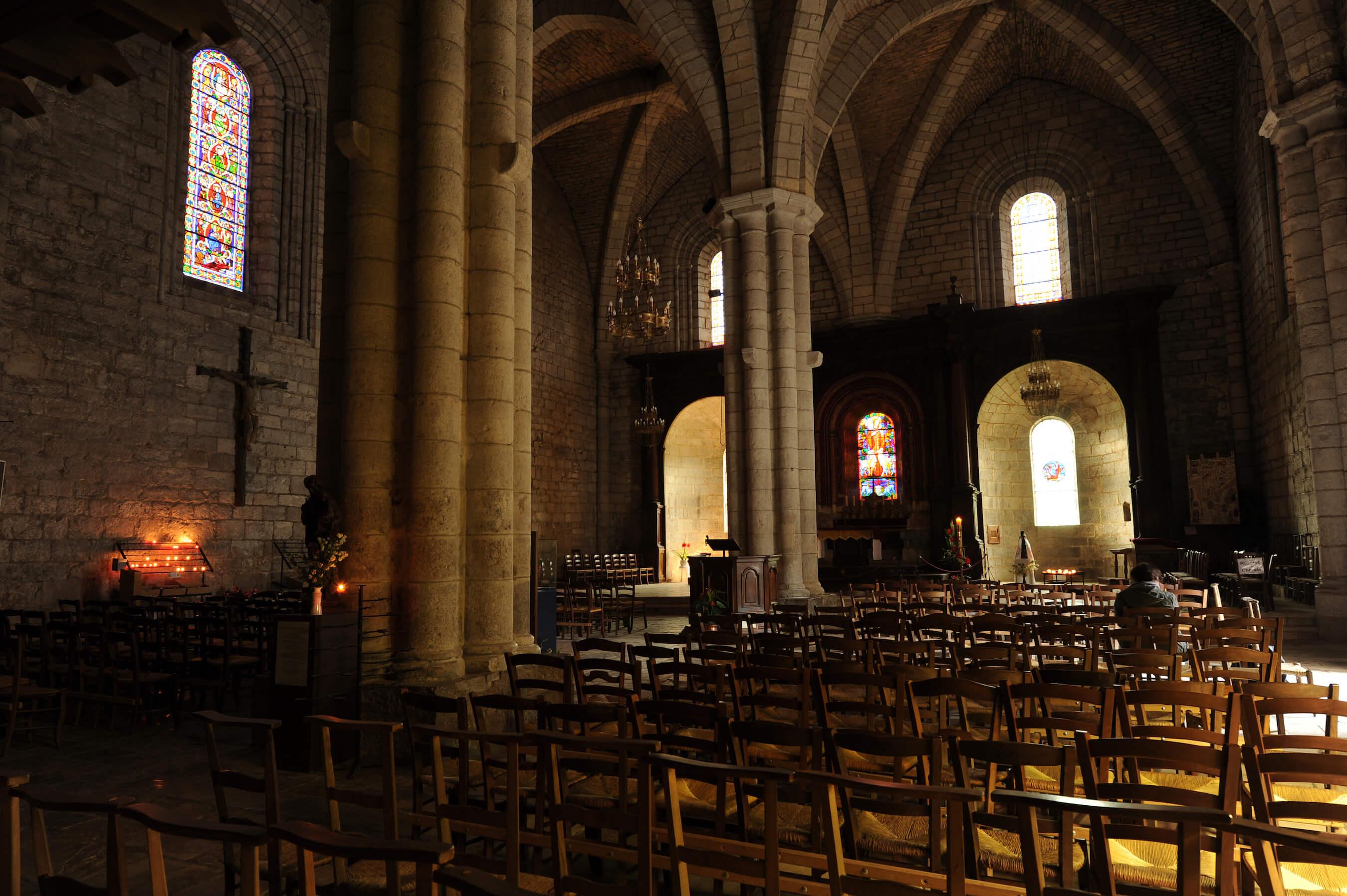 Basilique Saint-Sauveur©ACIR / JJ Gelbart