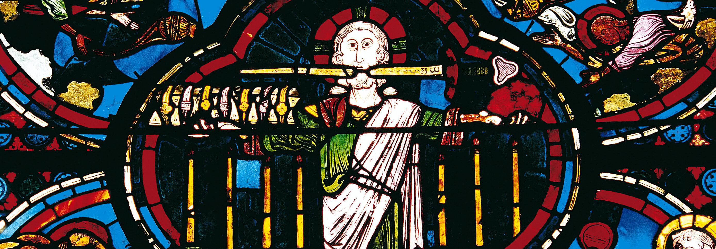Le Christ de la Transfiguration, Cathédrale Saint-Etienne©ACIR / JJ Gelbart