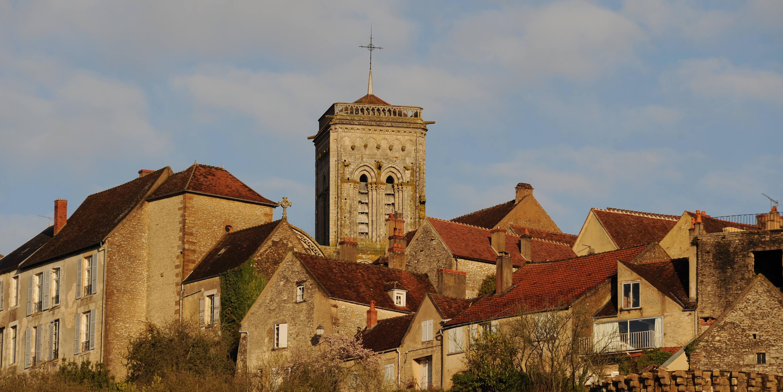 Basilique Sainte-Madeleine©ACIR / JJ Gelbart