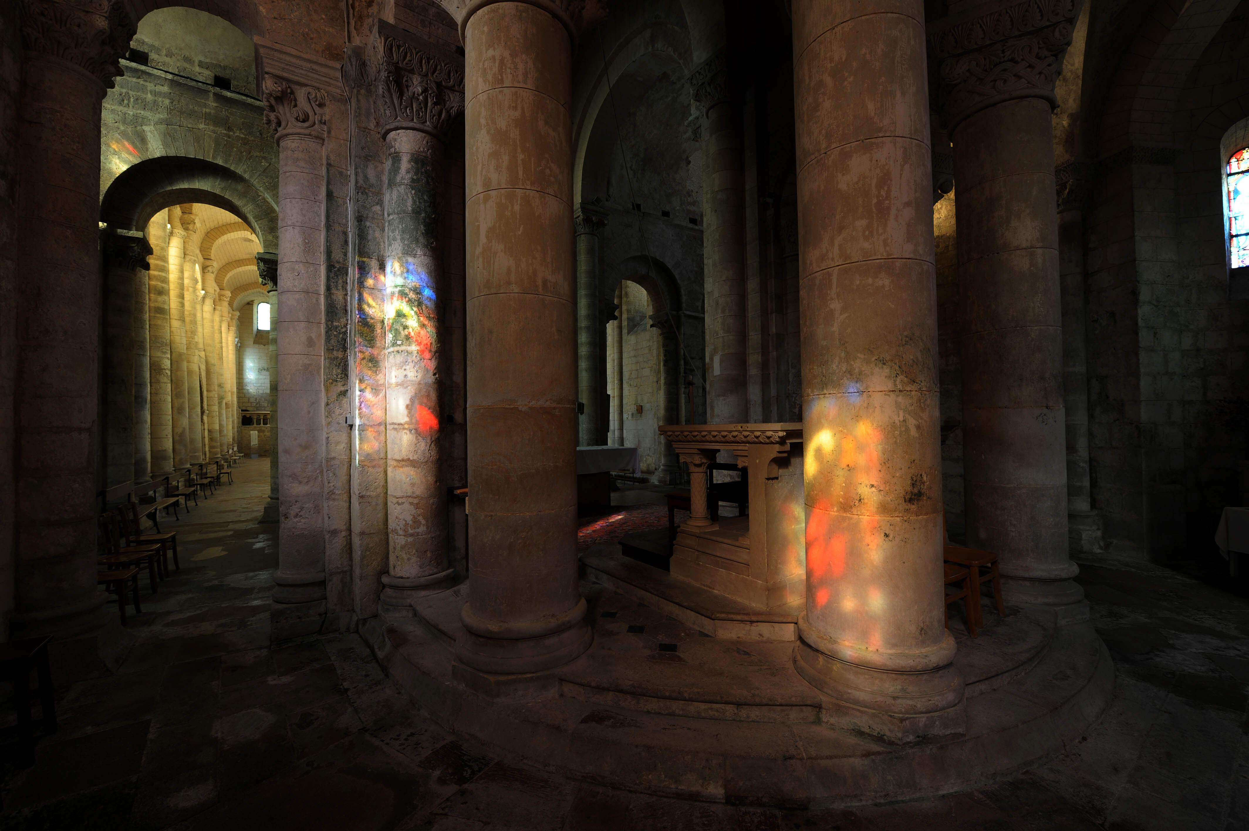 Eglise Saint-Hilaire©ACIR / JJ Gelbart