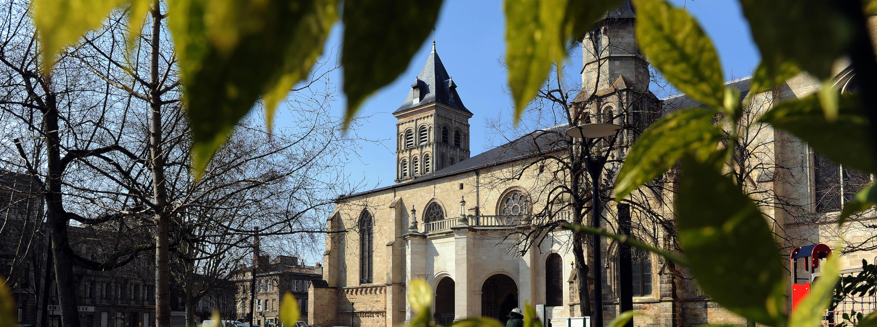 Basilique Saint-Seurin©ACIR / JJ Gelbart