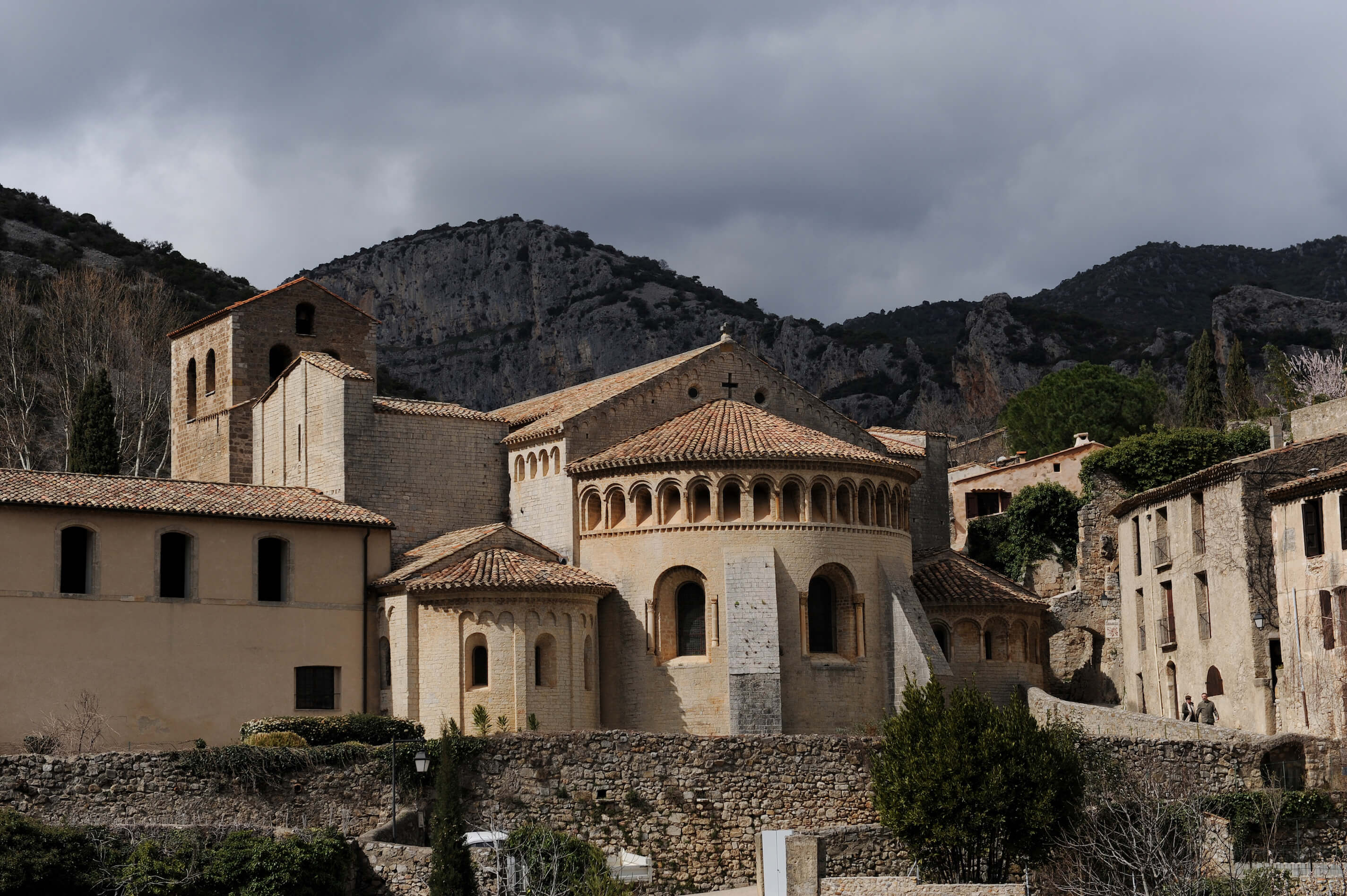 Ancienne abbaye de Gellone©ACIR / JJ Gelbart