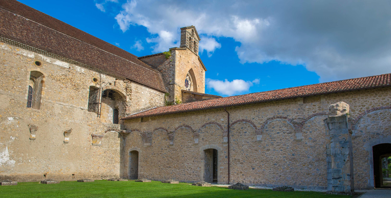 Abbaye Saint-Jean©ACIR / JJ Gelbart