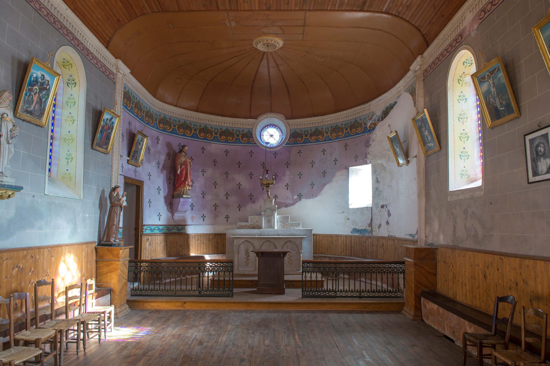 Basilique paléochrétienne, chapelle Saint-Julien©ACIR / JJ Gelbart