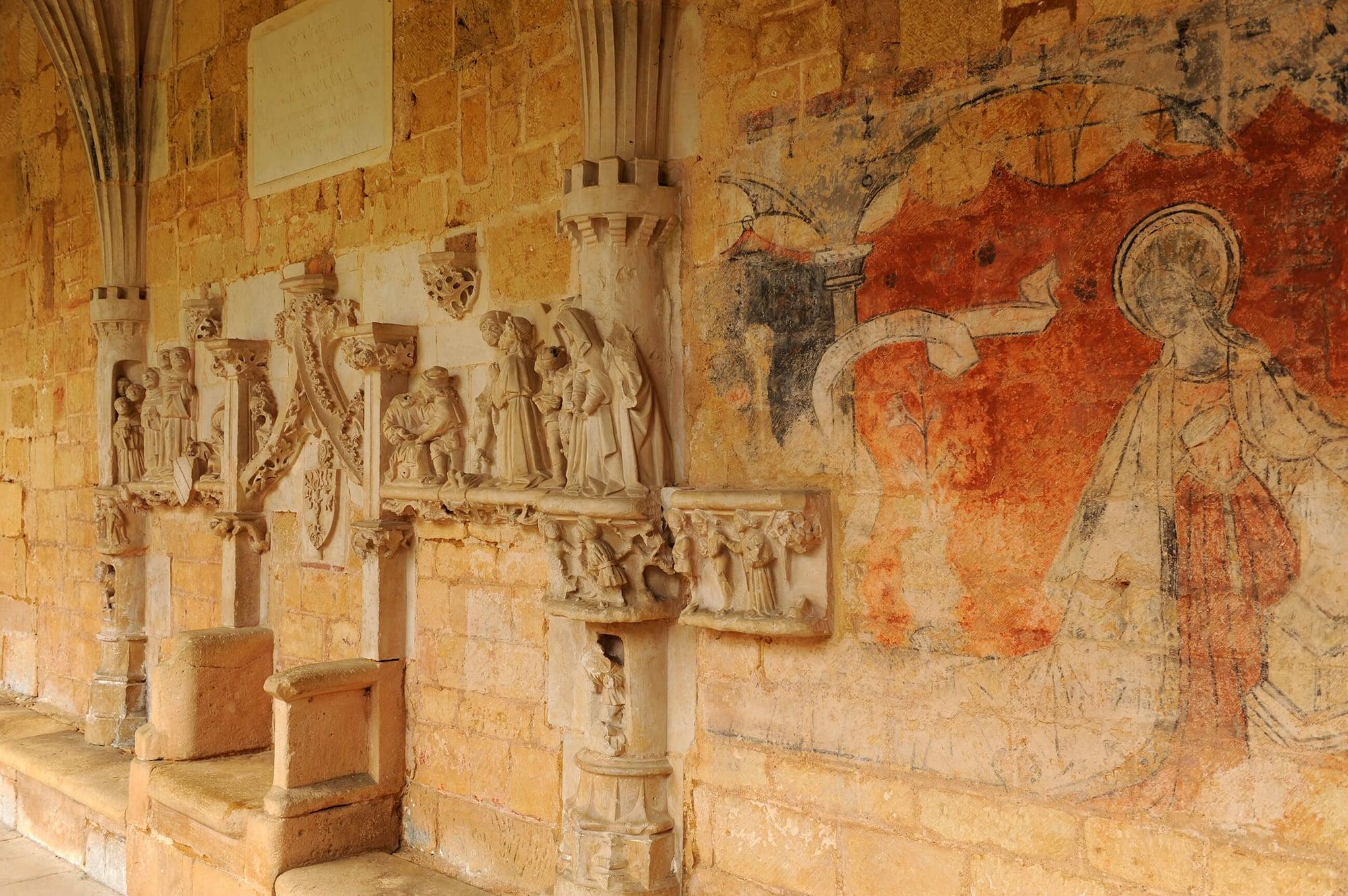 Ancienne abbaye de Cadouin
