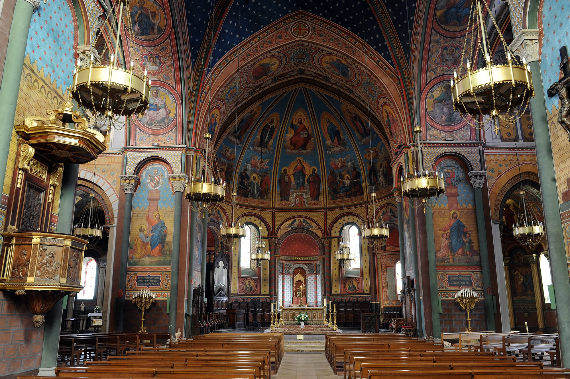 Cathédrale Saint-Caprais©ACIR / JJ Gelbart