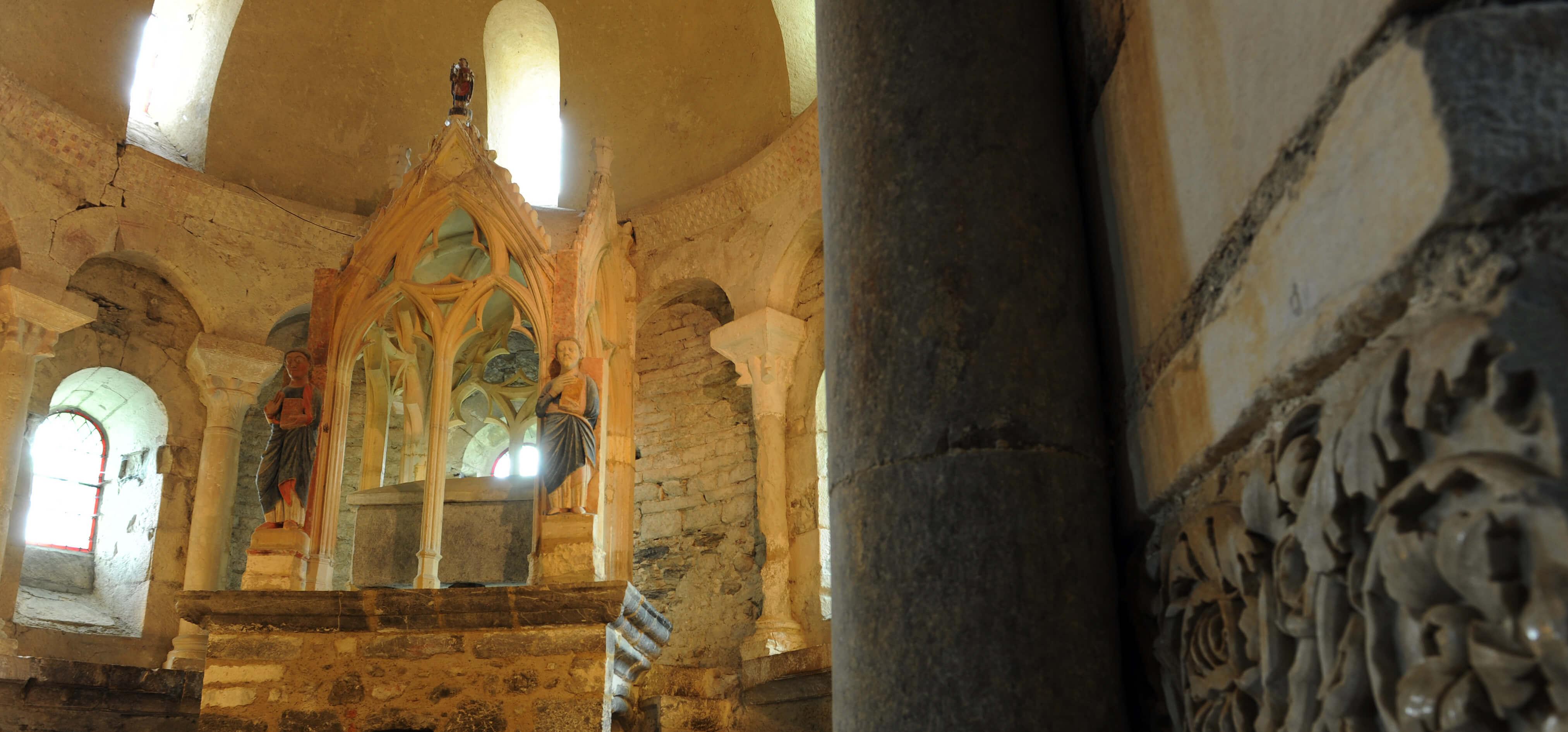 Basilique Saint-Just©ACIR / JJ Gelbart