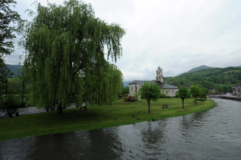Eglise Notre-Dame-de-Tramesaygues©ACIR / JJ Gelbart