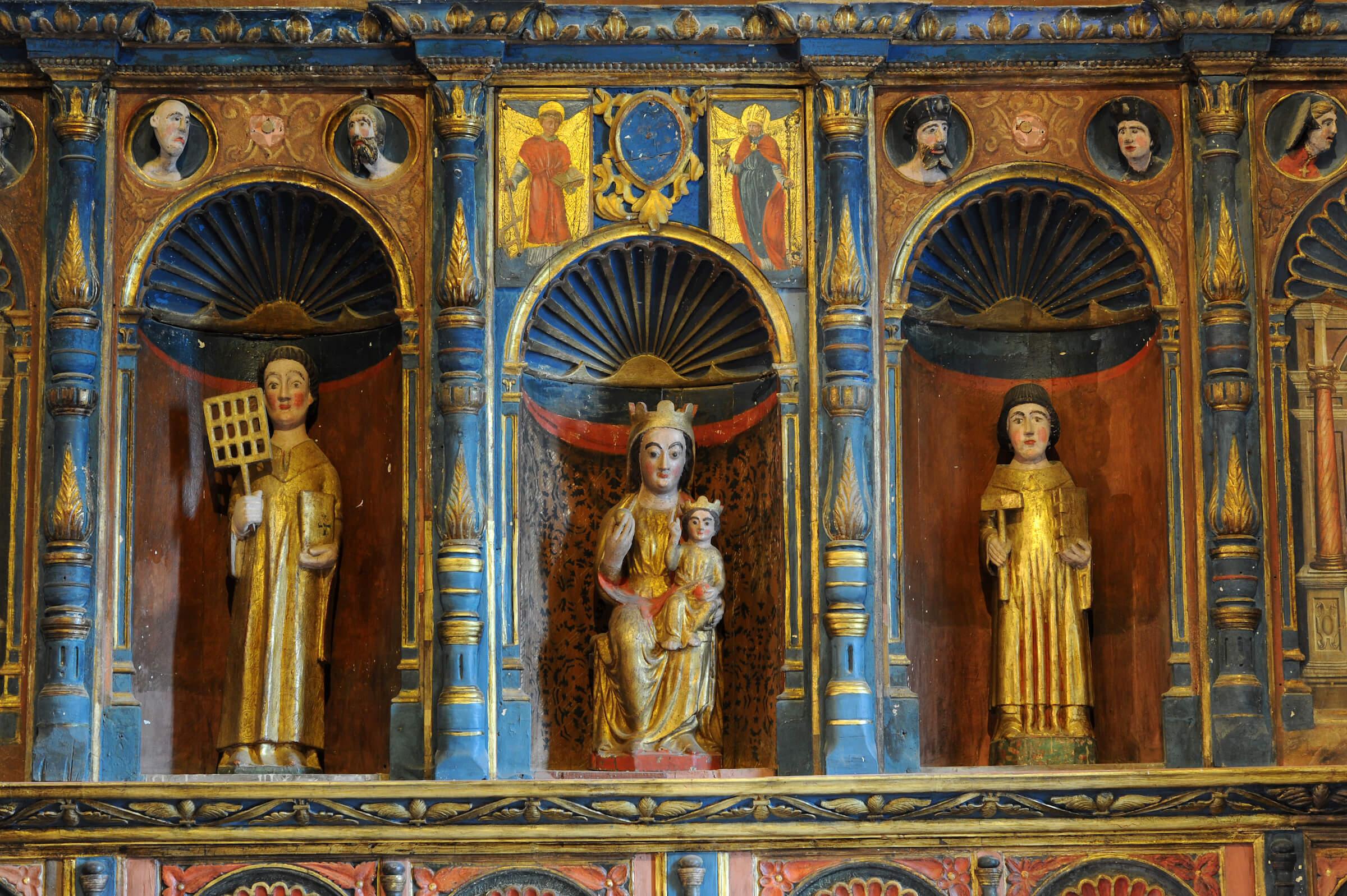 Eglise Saint-Laurent-Notre-Dame©ACIR / JJ Gelbart