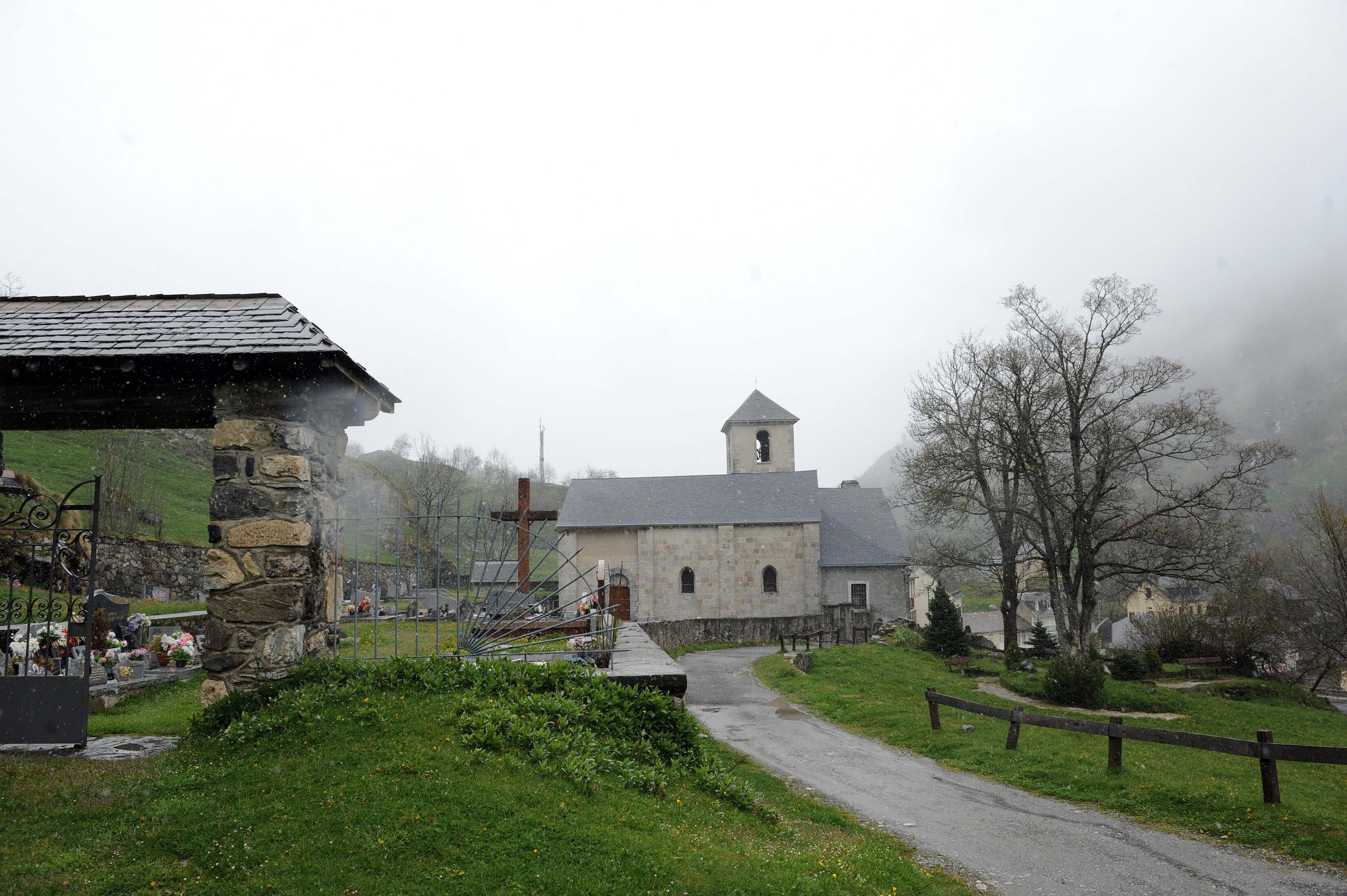 Eglise paroissiale Saint-Jean-Baptiste©ACIR / JJ Gelbart