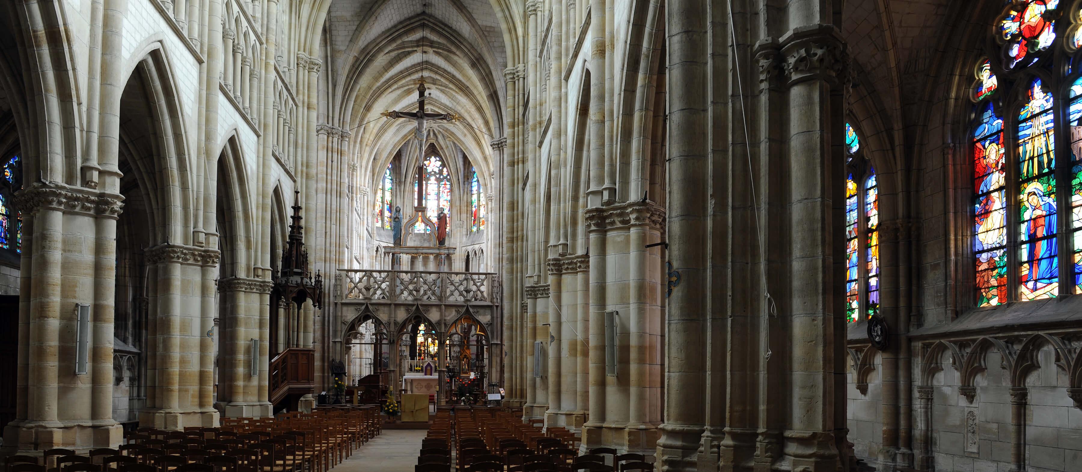 Basilique Notre-Dame©ACIR / JJ Gelbart