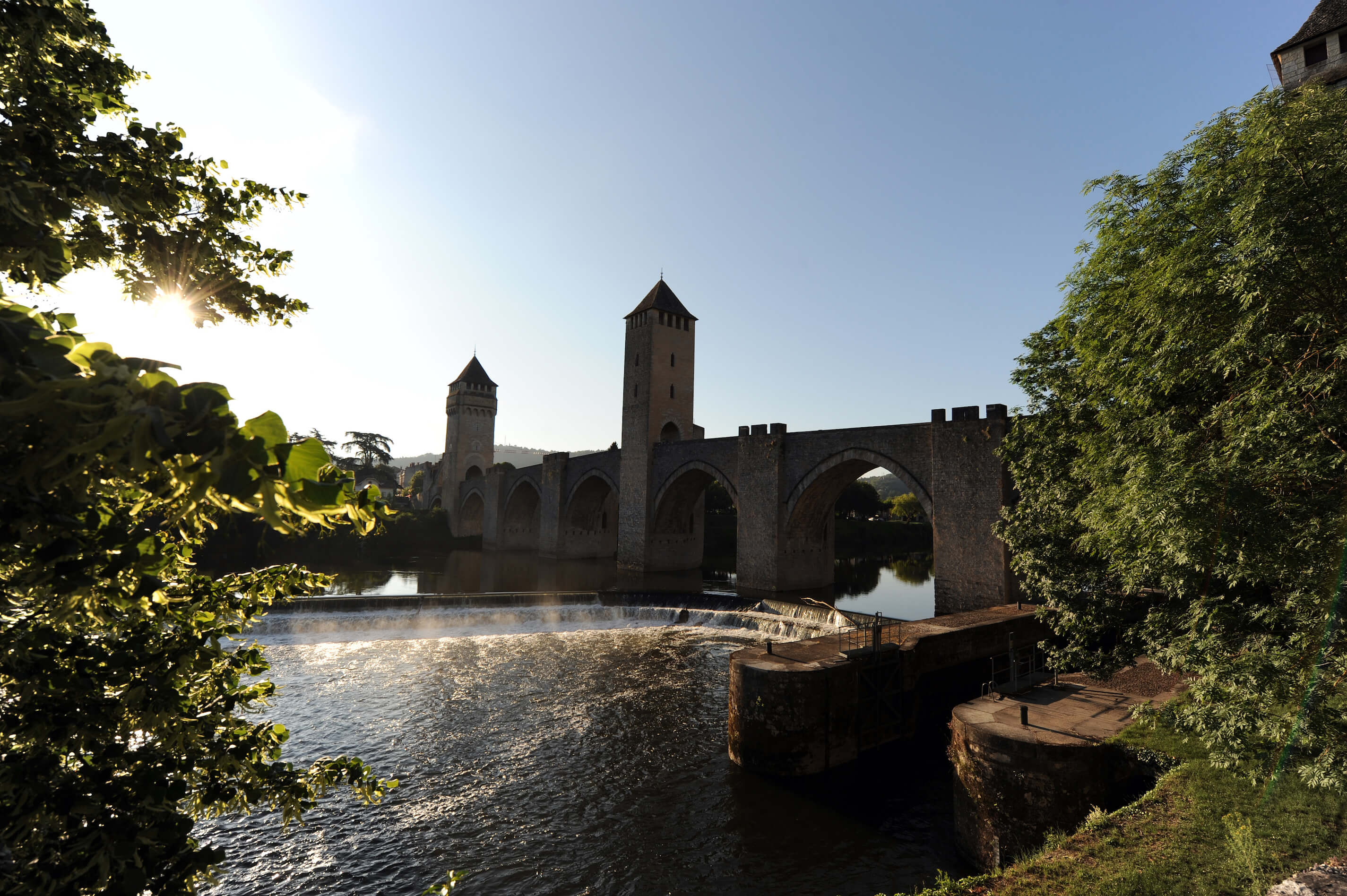 Pont Valentré©ACIR / JJ Gelbart