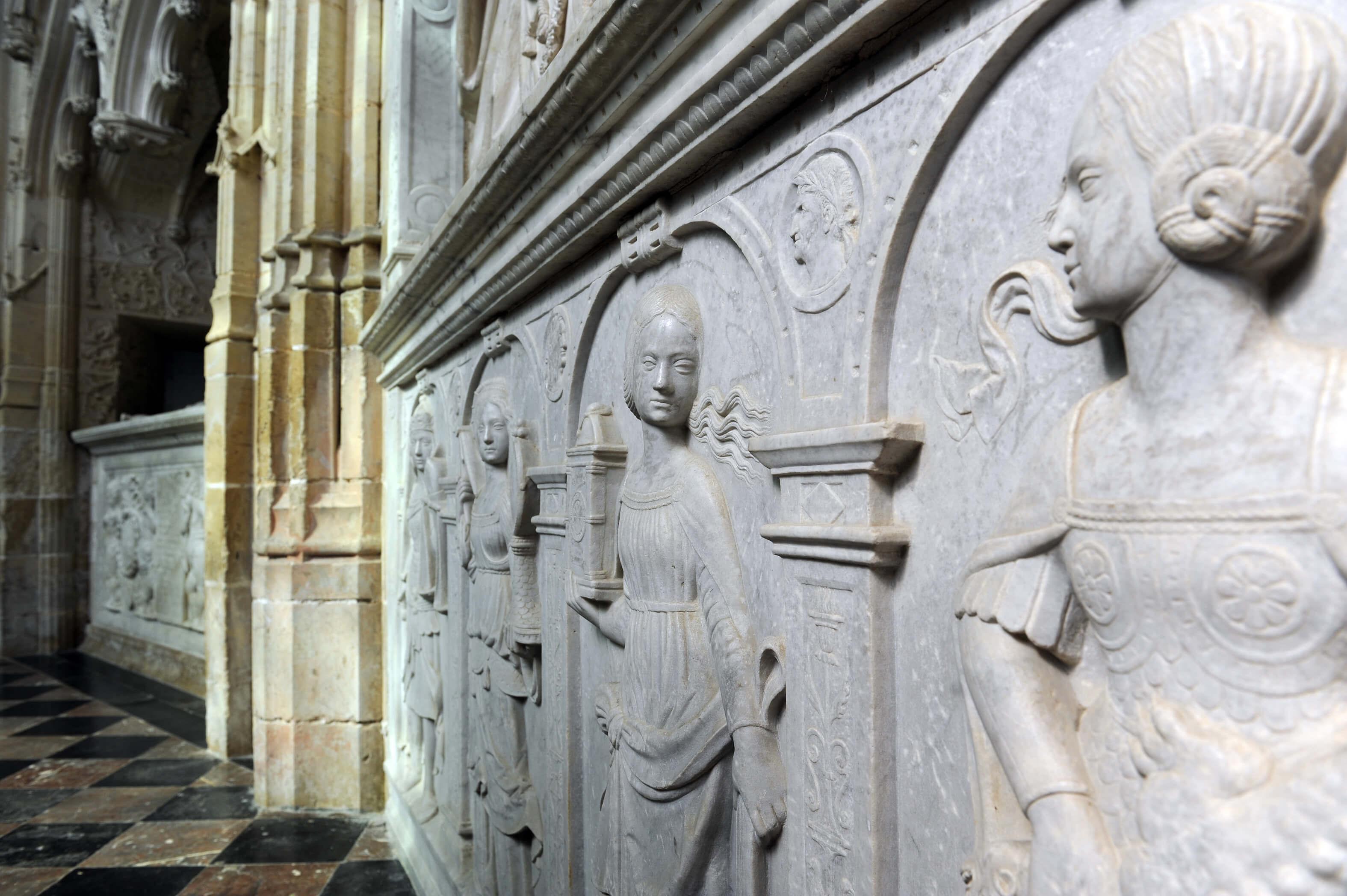 Eglise paroissiale Saint-Jacques-le-Majeur-et-Saint-Jean-Baptiste©ACIR / JJ Gelbart