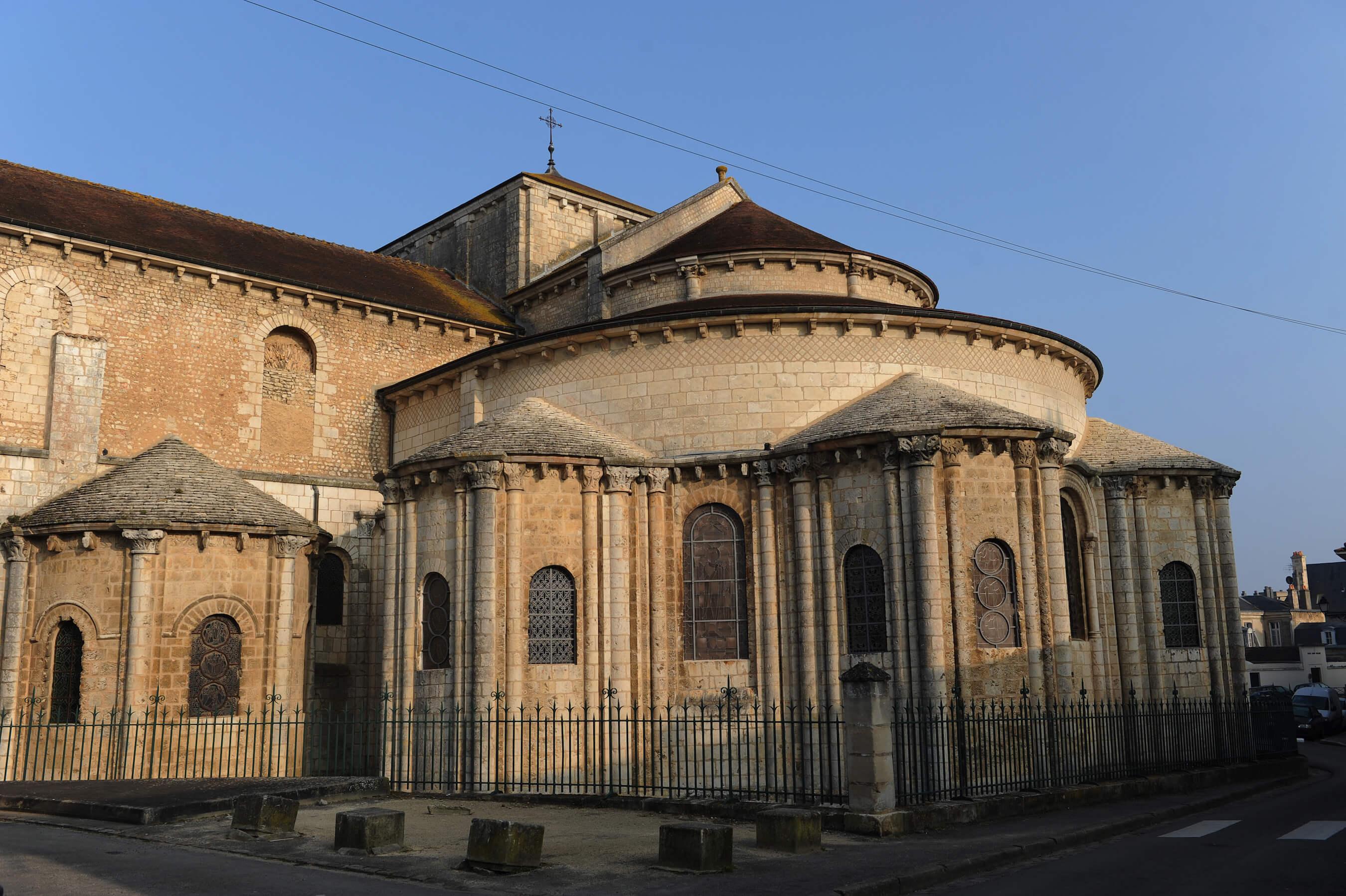 Eglise Saint-Hilaire-le-Grand©ACIR / JJ Gelbart